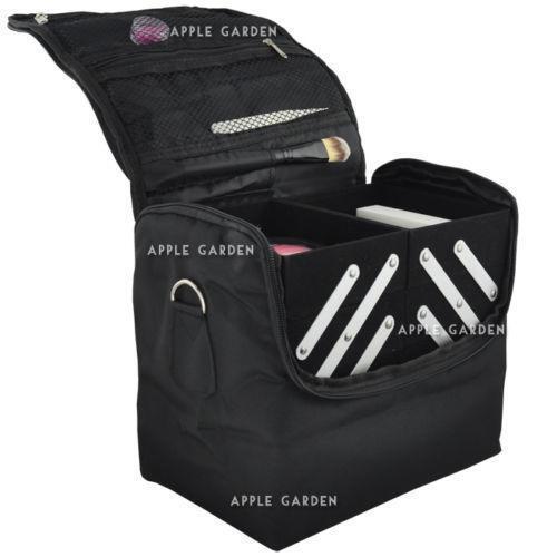 Compartment Make Up Bag Ebay