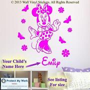 Childrens Name Wall Stickers