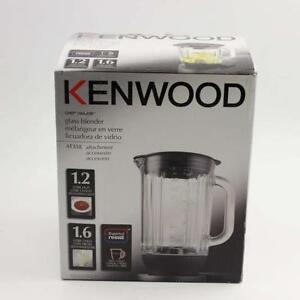 Kenwood ThermoResist Glass Blender AT358 Attachment for Mixer
