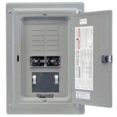Reliance Controls 100-amp Indoor Transfer Panel W Wattmeters