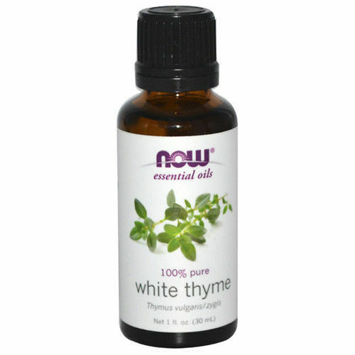 NOW Foods 1 oz Essential Oils and Blend Oils - FREE SHIPPING! White Thyme