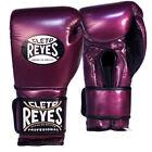 Cleto Reyes Purple Boxing Gloves