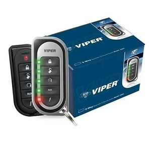 3203V-Responder-LE-2-Way-Security-Car-Alarm-w-Keyless-Entry-New-Viper-3203