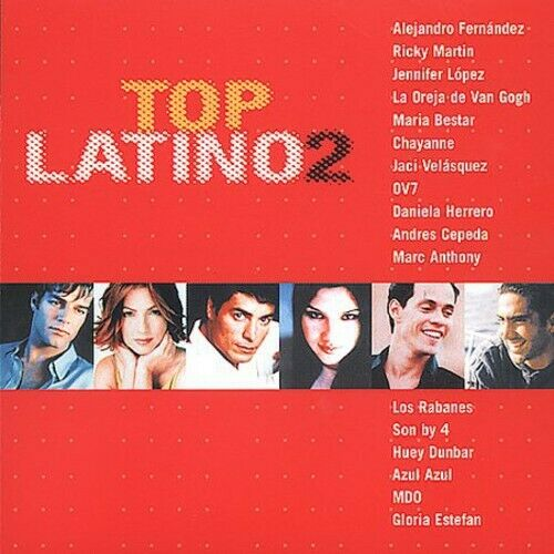 Various Artists - Top Latino, Vol. 2 [new Cd]