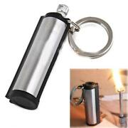 Silver Match Lighter