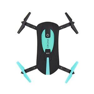 NOVAOS Drone 720X Black & Blue 2.0