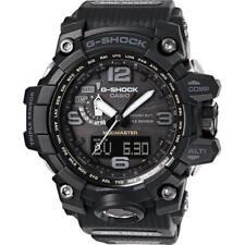 Casio G-SHOCK MASTER OF G MUDMASTER TOUGH SOLAR Watch GWG-1000-1A1 - Black