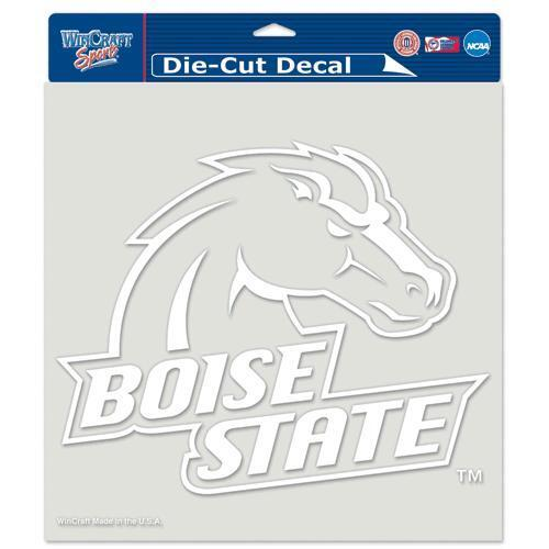 boise state broncos coloring pages - boise state decal ebay