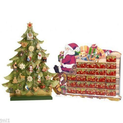 Ebay Christmas Tree: Advent Christmas Tree