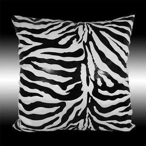 Zebra Pillow Ebay