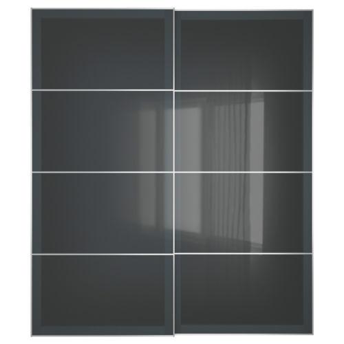 IKEA Rakke wardrobe x2 in N22 London