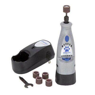 Dremel Cordless Dog Pet Nail Clipper Trimmer Grooming Kit Rotary Tool Grinder Dremel Pet Nail Grooming