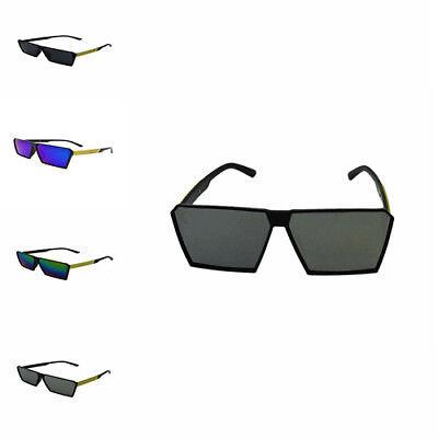 Oversized Square Frame Pilot Celeb Fashion New Large Sunglasses