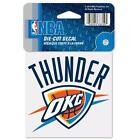 OKC Thunder Decal