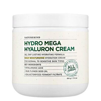 [NATUREKIND] Hydro Mega Hyaluron Cream 500g