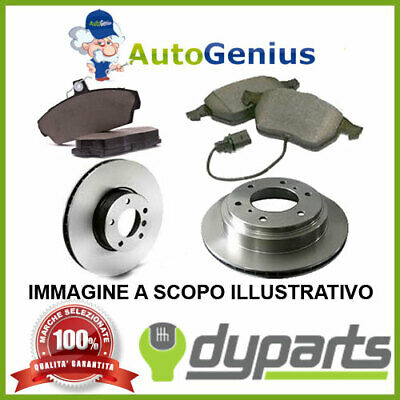 Kit Dischi e Pastiglie Opel Zafira B A05 1.6 CNG 94CV 2005>2015 1098D809