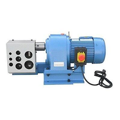 2 Hp Electric 14 38 12 34 1 1-14 1-12 2 Tube Pipe Notcher 1740 Rpm 1500w