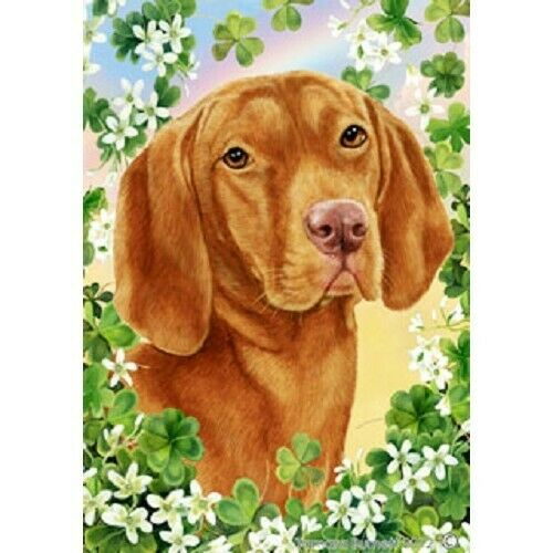 Clover House Flag - Vizsla 31052