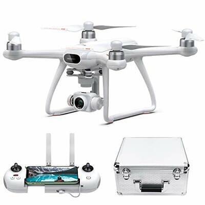 3-Axis Gimbal 4K Drone with Camera for Adults,  Idealizer Pro GPS Quadcopter