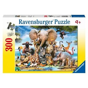 African Friends 300 Piece Jigsaw Puzzle Brand New Gift