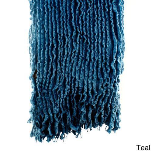 Ruffle Throw Blanket Ebay
