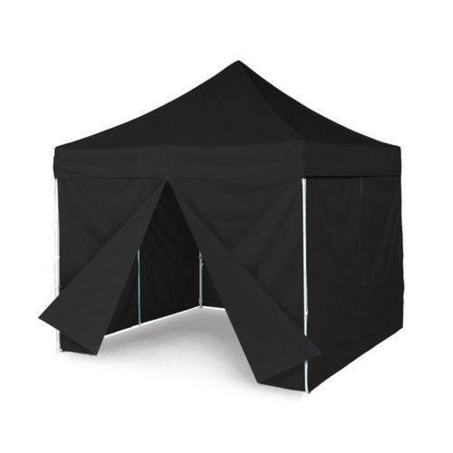 Ez Up Canopy 10x10 Black Ebay
