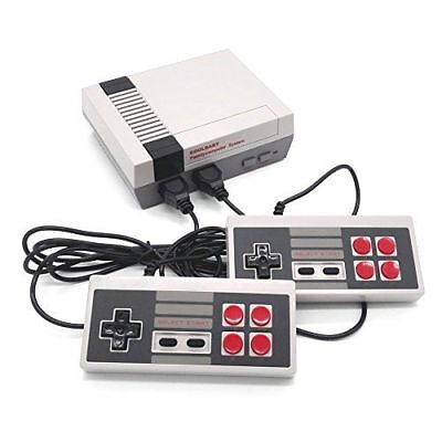 Nes Video Game System 80S Classic Mini Family Console With 600 Retro Games