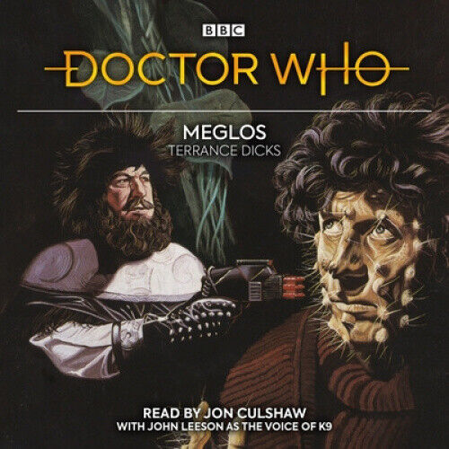 Doctor Who: Meglos: 4th Doctor Novelisation [Audio] by Terrance Dicks