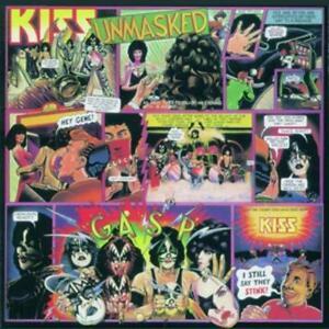 Unmasked (German Version) von Kiss (2014) CD Neuware