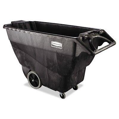 Rubbermaid Commercial Heavy-duty Utility Cart 500-lb Cap. 2 Shelves 25 78 X