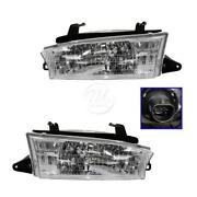 1999 Subaru Legacy Headlights