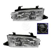 1999 Subaru Legacy Headlights