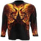 Long Sleeve T Shirt Metal
