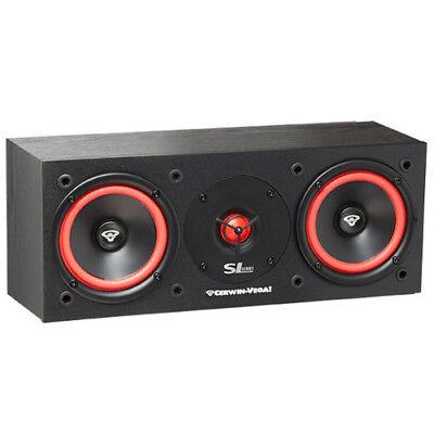 "Cerwin Vega SL-25C Dual 5 1/4"" Center Channel Speaker 150 Wa"