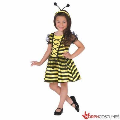 SALE Girls Cute Little Honeybee Bee Fancy Dress - Little Bee Kostüme