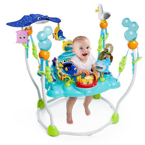 Disney Baby Finding Nemo Sea of Activities Jumper 21103674 * Dory RARE