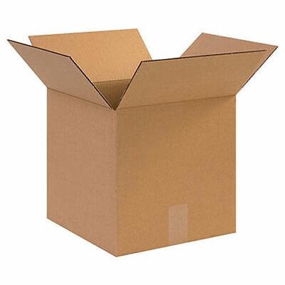 12 X 12 X 12 Heavy-duty Cardboard Corrugated Boxes 95 Lbs Capacity Ect-44