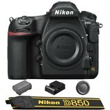 Nikon D850 DSLR Camera (Body Only)