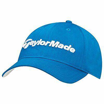 TaylorMade Golf Ladies Radar Adjustable Hat Cap - Women's - Blue/White Ladies Golf Caps