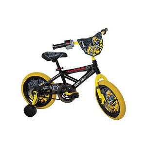 Dynacraft-Transformers-14-inch-Bike-Boys-Bumblebee