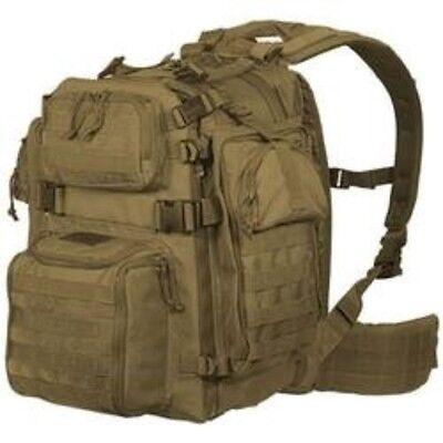 NEW! Voodoo Tactical Praetorian Rifle Pack Backpack Cloth Coyote (15-002907000)