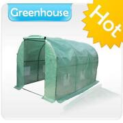 Walk in Plastic Greenhouses