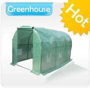 Walk in Plastic Greenhouses
