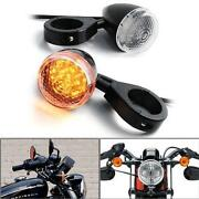 Motorcycle Front Turn Signals