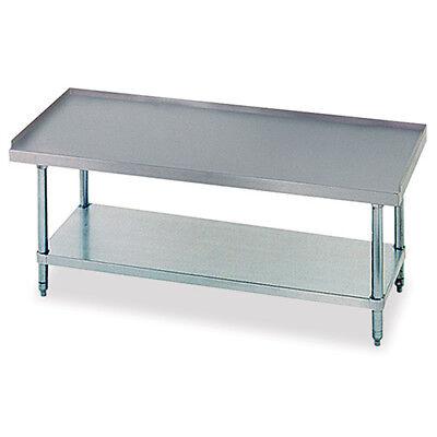 Equipment Stand With Undershelf 48x30