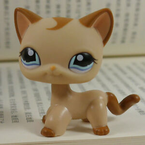 Lps Short Hair Cat Ebay