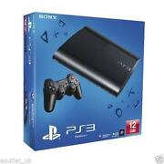 Brand New PS3 Console