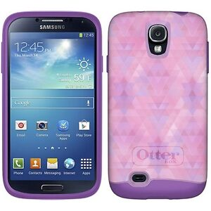 Samsung S4 with Otterbox case (unlocked)