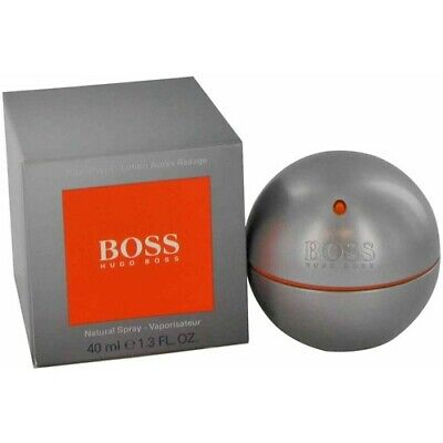 BOSS IN MOTION * Hugo Boss 1.3 oz / 40 ml Eau de Toilette Men Cologne Spray