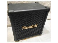 RANDALL RG 8 MINI CAB, BRAND NEW IN BOX